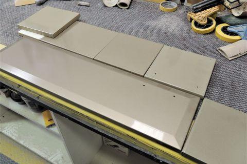 Metallic Lacquer colour matching